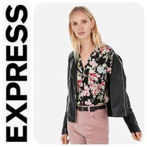 Express Slim Portofino Shirt, M - NWT